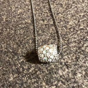Lia Sophia Silver Necklace